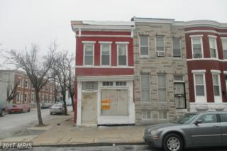 1815 Clifton Avenue, Baltimore, MD 21217 (#BA9847032) :: Pearson Smith Realty