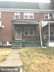 4205 Towanda Avenue, Baltimore, MD 21215 (#BA9847095) :: Pearson Smith Realty