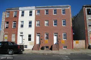 1814 Mchenry Street, Baltimore, MD 21223 (#BA9847170) :: Pearson Smith Realty