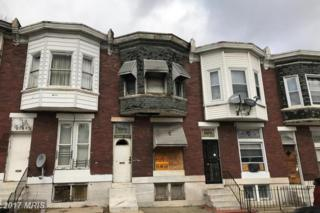 2748 Harlem Avenue, Baltimore, MD 21216 (#BA9847360) :: Pearson Smith Realty