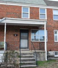 826 Umbra Street, Baltimore, MD 21224 (#BA9851141) :: Pearson Smith Realty