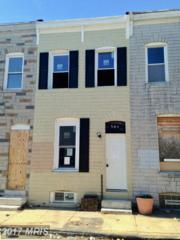 509 Belnord Avenue, Baltimore, MD 21205 (#BA9852033) :: Pearson Smith Realty