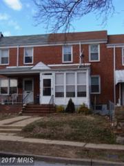 3724 Greenvale Road, Baltimore, MD 21229 (#BA9852082) :: LoCoMusings