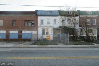 4604 Reisterstown Road, Baltimore, MD 21215 (#BA9853430) :: Pearson Smith Realty