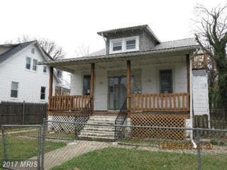 3026 Rosalind Avenue, Baltimore, MD 21215 (#BA9854129) :: Pearson Smith Realty