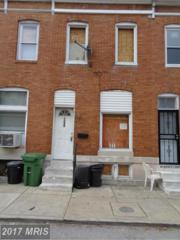 1306 Glyndon Avenue, Baltimore, MD 21223 (#BA9854351) :: Pearson Smith Realty
