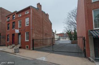 10 Hamilton Street E, Baltimore, MD 21202 (#BA9855182) :: LoCoMusings