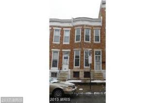 205 Monroe Street, Baltimore, MD 21223 (#BA9856576) :: Pearson Smith Realty