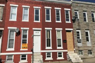 1918 Penrose Avenue, Baltimore, MD 21223 (#BA9856798) :: Pearson Smith Realty
