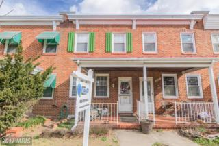 2033 Griffis Avenue, Baltimore, MD 21230 (#BA9859137) :: Pearson Smith Realty