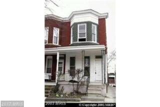 2945 Walbrook Avenue, Baltimore, MD 21216 (#BA9859582) :: Pearson Smith Realty