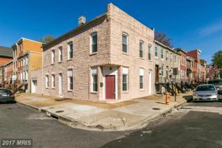 338 Poppleton Street S, Baltimore, MD 21230 (#BA9860624) :: LoCoMusings