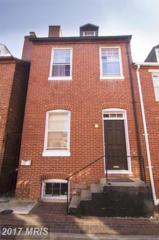 23 Hamburg Street E, Baltimore, MD 21230 (#BA9861622) :: Pearson Smith Realty