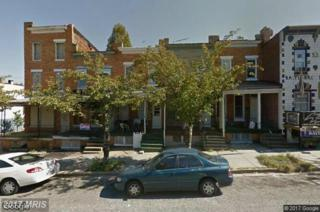 2235 Sidney Avenue, Baltimore, MD 21230 (#BA9861849) :: Pearson Smith Realty