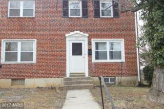 610 Gibson Road, Baltimore, MD 21229 (#BA9862264) :: Pearson Smith Realty