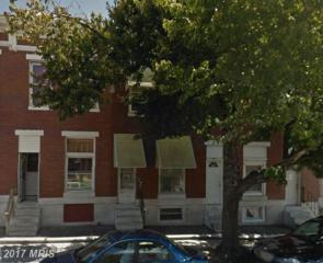 707 Kenwood Avenue N, Baltimore, MD 21205 (#BA9862503) :: Pearson Smith Realty
