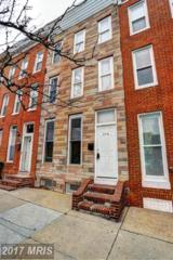 807 Scott Street, Baltimore, MD 21230 (#BA9863064) :: Pearson Smith Realty