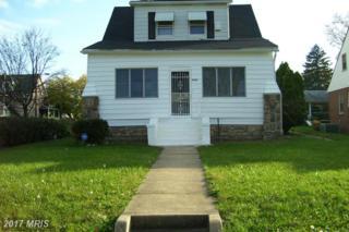 4101 Elderon Avenue, Baltimore, MD 21215 (#BA9863637) :: Pearson Smith Realty
