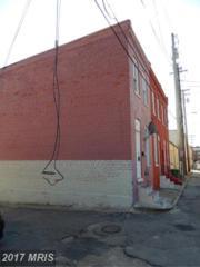 401 Dean Street, Baltimore, MD 21224 (#BA9864103) :: Pearson Smith Realty
