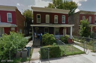 619 Dumbarton Avenue, Baltimore, MD 21218 (#BA9864144) :: LoCoMusings