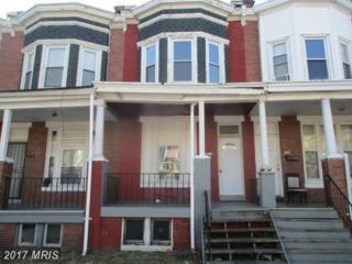443 28TH Street E, Baltimore, MD 21218 (#BA9866698) :: Pearson Smith Realty