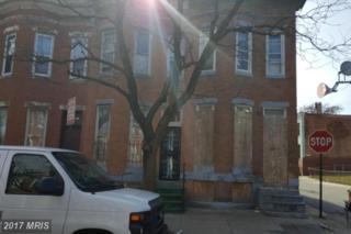 2456 Woodbrook Avenue, Baltimore, MD 21217 (#BA9866806) :: Pearson Smith Realty