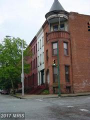1813 Division Street, Baltimore, MD 21217 (#BA9866861) :: Pearson Smith Realty