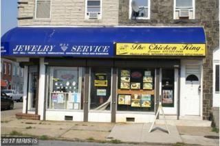 301 Highland Avenue, Baltimore, MD 21224 (#BA9868525) :: Pearson Smith Realty
