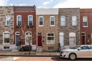 421 Robinson Street, Baltimore, MD 21224 (#BA9868845) :: Pearson Smith Realty