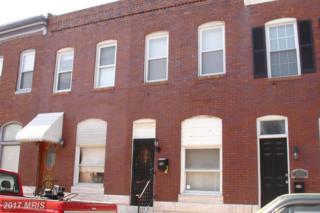 264 Robinson Street, Baltimore, MD 21224 (#BA9869303) :: Pearson Smith Realty