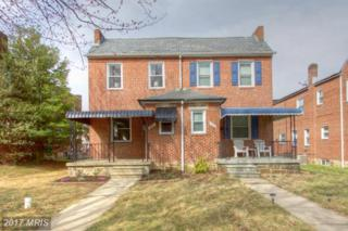 4624 Harcourt Road, Baltimore, MD 21214 (#BA9869673) :: Pearson Smith Realty