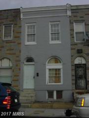 1804 Clifton Avenue, Baltimore, MD 21217 (#BA9869680) :: Pearson Smith Realty