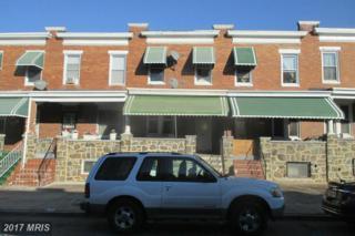 1233 Potomac Street N, Baltimore, MD 21213 (#BA9869706) :: LoCoMusings