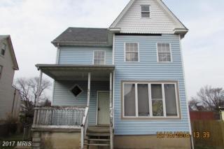5504 Hamlet Avenue, Baltimore, MD 21214 (#BA9869779) :: Pearson Smith Realty
