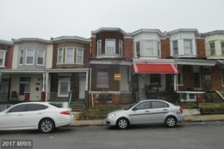 520 Poplar Grove Street, Baltimore, MD 21223 (#BA9869837) :: Pearson Smith Realty