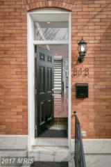 313 Robinson Street S, Baltimore, MD 21224 (#BA9870127) :: Pearson Smith Realty