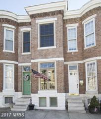 1743 Jackson Street, Baltimore, MD 21230 (#BA9870709) :: Pearson Smith Realty