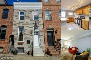 3210 Odonnell Street, Baltimore, MD 21224 (#BA9870931) :: Pearson Smith Realty