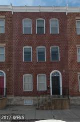 1324 Race Street, Baltimore, MD 21230 (#BA9871643) :: Pearson Smith Realty