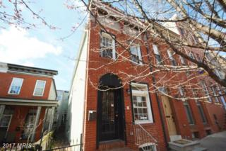 214 Collington Avenue S, Baltimore, MD 21231 (#BA9871765) :: Pearson Smith Realty