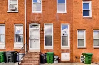 842 Lombard Street, Baltimore, MD 21201 (#BA9872163) :: Pearson Smith Realty