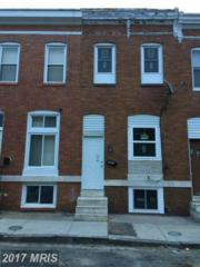 437 N Curley Street, Baltimore, MD 21224 (#BA9872312) :: Pearson Smith Realty