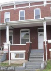 1518 28TH Street, Baltimore, MD 21218 (#BA9872815) :: Pearson Smith Realty