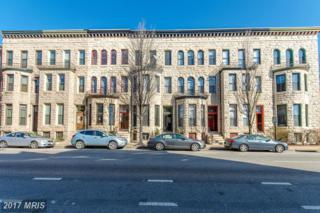 1707 Saint Paul Street, Baltimore, MD 21202 (#BA9872817) :: LoCoMusings