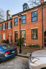 113 Barre Street W, Baltimore, MD 21201 (#BA9872843) :: Pearson Smith Realty