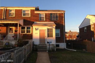 1618 Parkman Avenue, Baltimore, MD 21230 (#BA9873357) :: Pearson Smith Realty