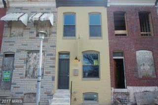 915 Bradford Street N, Baltimore, MD 21205 (#BA9873779) :: Pearson Smith Realty