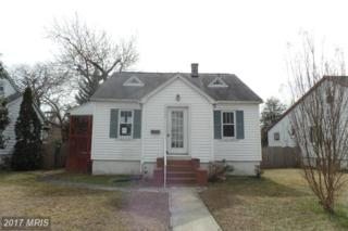 2609 Roselawn Avenue, Baltimore, MD 21214 (#BA9874257) :: Pearson Smith Realty