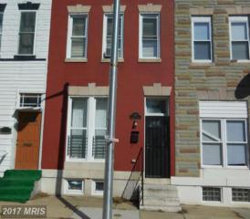 2553 Francis Street, Baltimore, MD 21217 (#BA9874296) :: Pearson Smith Realty