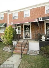 1115 E. Northern Parkway, Baltimore, MD 21239 (#BA9874773) :: LoCoMusings